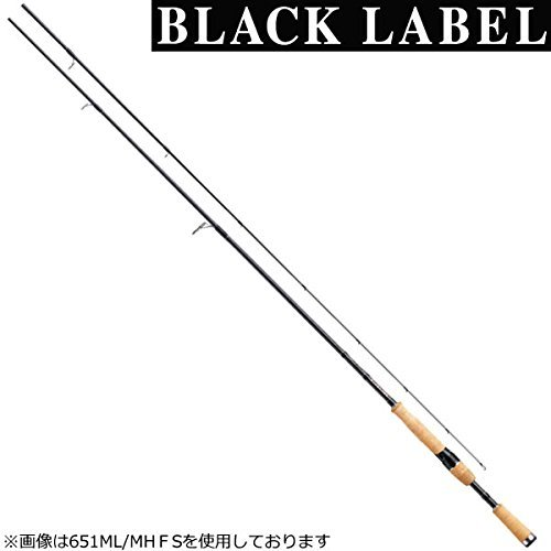 ダイワ ブラックレーベル+ 671MLFS
