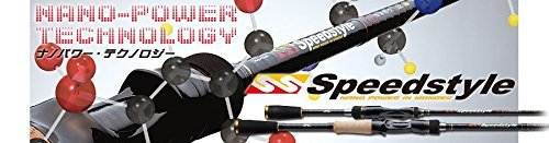 メジャークラフト スピードスタイル SSC-682MH