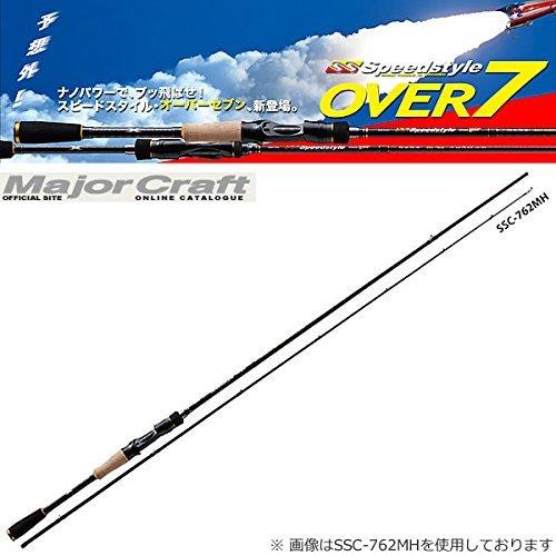 メジャークラフト スピードスタイル SSC-762MH
