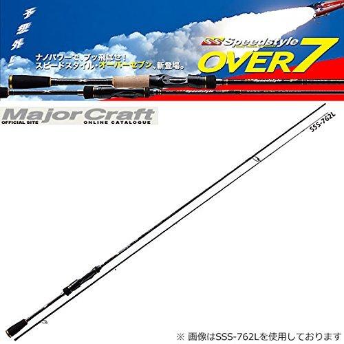 メジャークラフト スピードスタイル SSS-S742UL