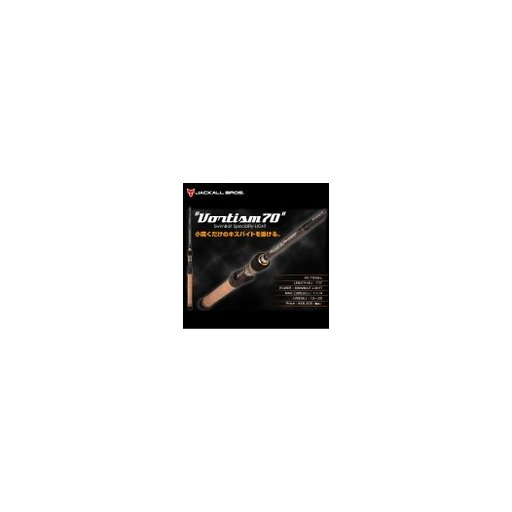 ジャッカル ポイズンヘリテージ HC-70SB-L Vortism 70