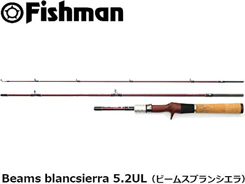 フィッシュマン ビームス ブランシエラ 5.2UL