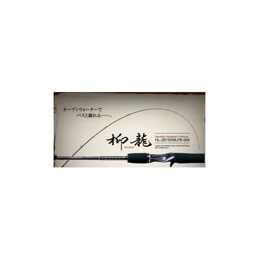 ダイワ ハートランドゼット HL-Z 6102MLFB-ti04 柳龍