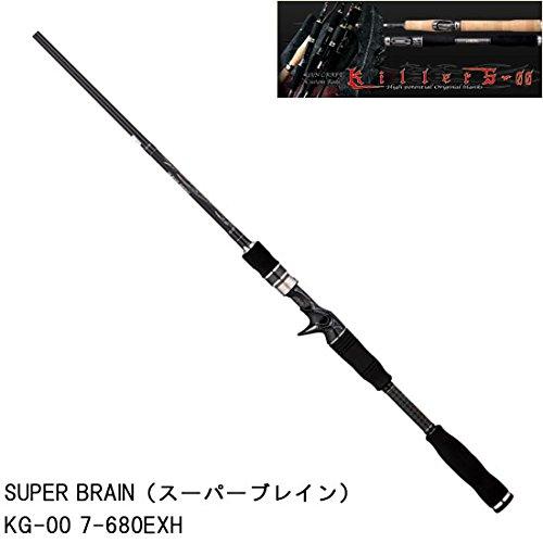 ガンクラフト キラーズ-00(RED) SUPER BRAIN(スーパーブレイン)