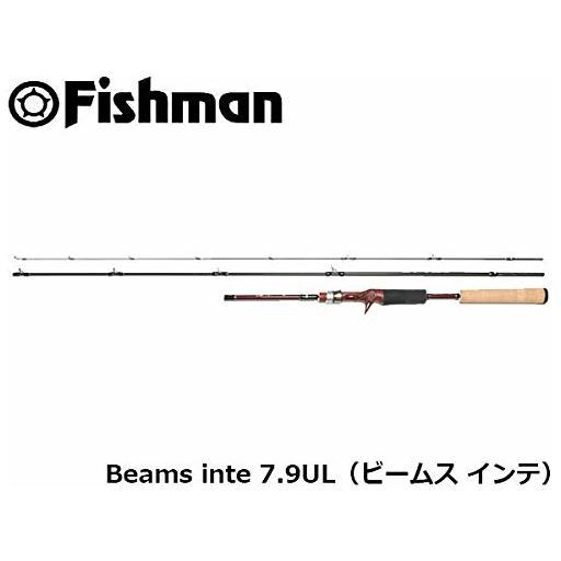 フィッシュマン ビームス inte 7.9UL