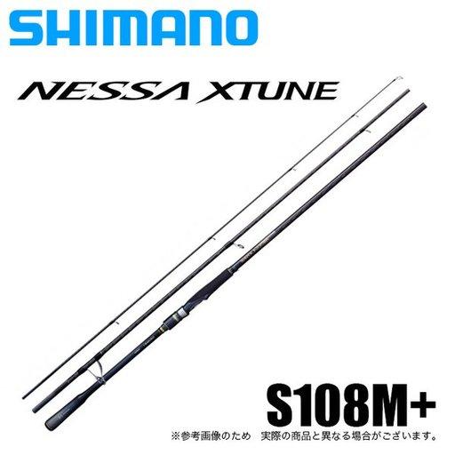 シマノ ネッサ エクスチューン S108M+