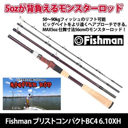 フィッシュマン B.C.4 6.10XH