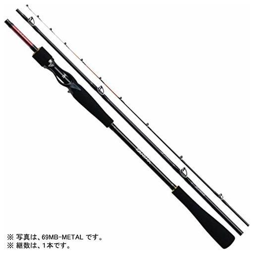 ダイワ 紅牙 MX 69MHB-METAL