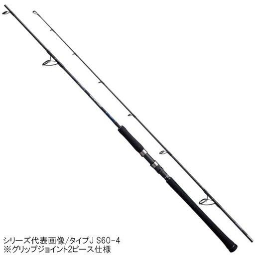 シマノ グラップラー タイプ J S 60-2