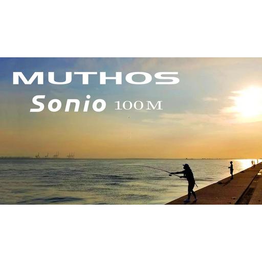 ゼナック ミュートス ソニオ 100m