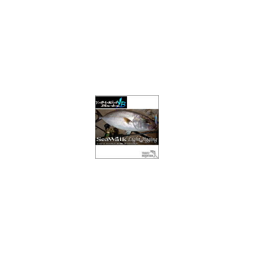 ヤマガブランクス シーウォーク SeaWalk Light Jigging 66ML Bait Model