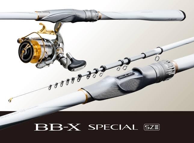 シマノ ビービーエックス スペシャル エスゼットスリー 1.0 500-530