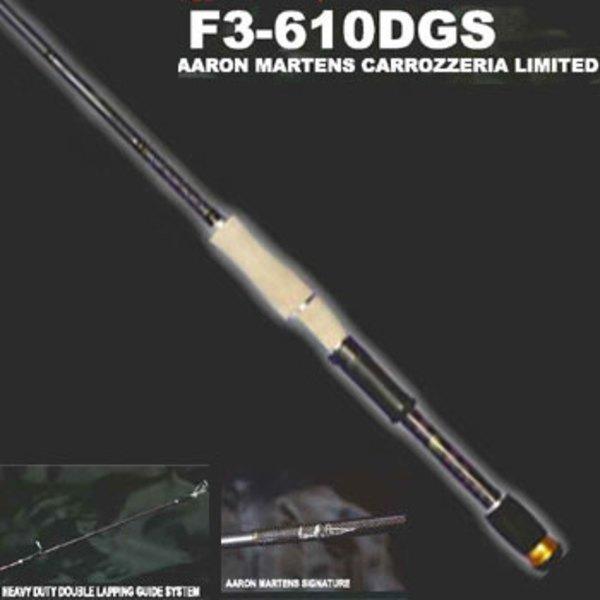 メガバス オロチ ヒュージコンタクト F3-610DGS-LTD Aaron Martens Carrozzeria Limited