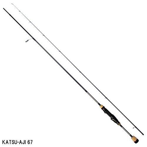 ノリーズ エコギアスペック KATSU-AJI 67 - Spinning Model