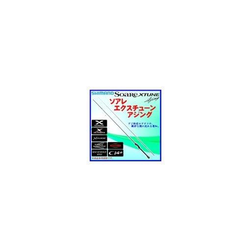 シマノ ソアレ エクスチューン アジング S610L-S