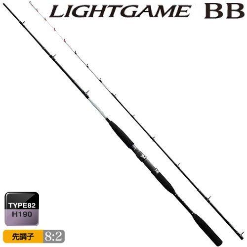 シマノ ライトゲーム BB H190