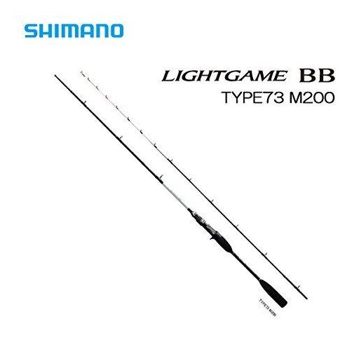 シマノ ライトゲーム BB TYPE73 M200