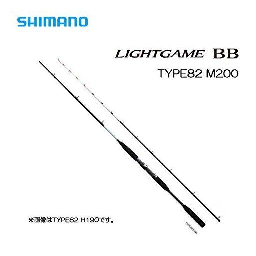 シマノ ライトゲーム BB TYPE82 M200