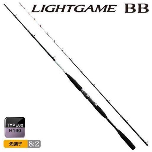 シマノ ライトゲーム BB TYPE82 H190