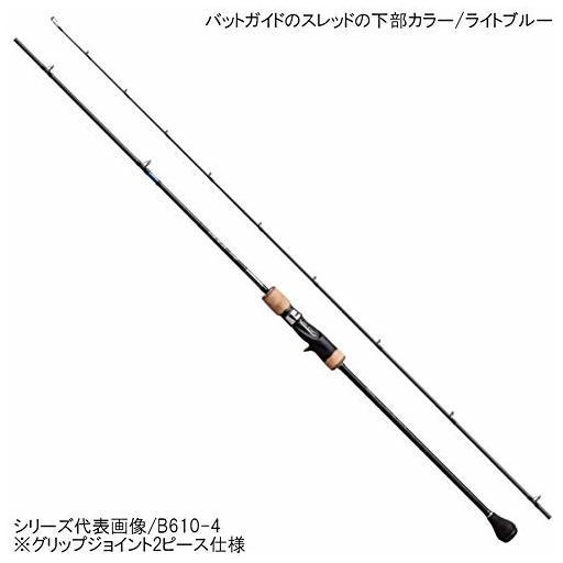 シマノ オシアジガー∞ MOTIVE B610-2