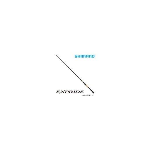 シマノ 17エクスプライド 168MH