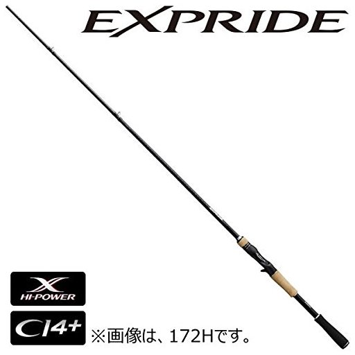 シマノ 17エクスプライド 262UL-S
