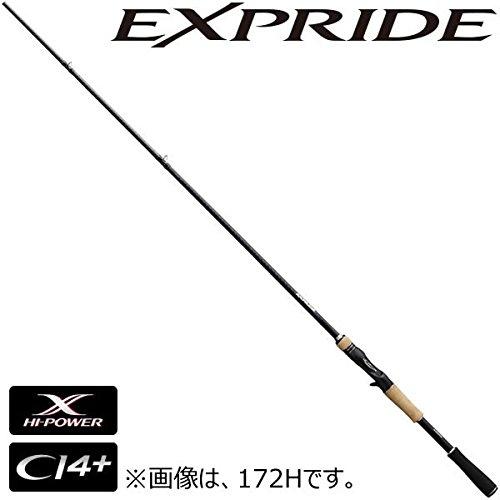 シマノ 17エクスプライド 262UL-S/2