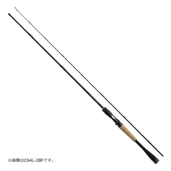 ダイワ ブレイゾン C610M-2