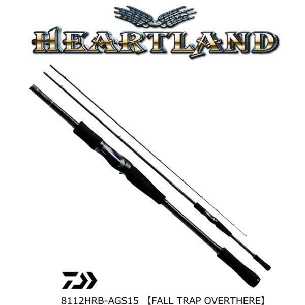 ダイワ ハートランド HEARTLAND-Z ハートランドZ 741HRB-T ハマヘビーキャロライナスペシャル