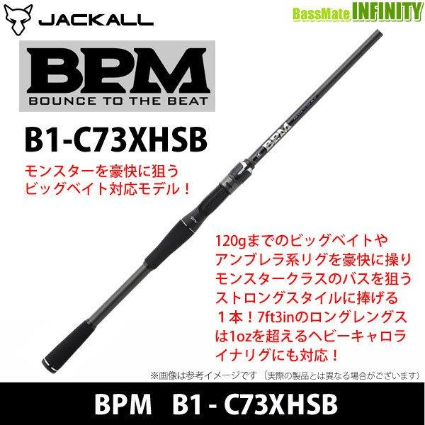 ジャッカル ビーピーエム BC-S73M