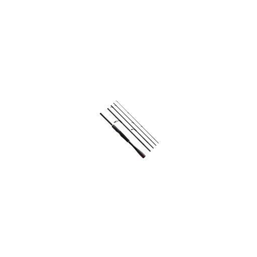 シマノ ゾディアス パックロッド S68ML-5