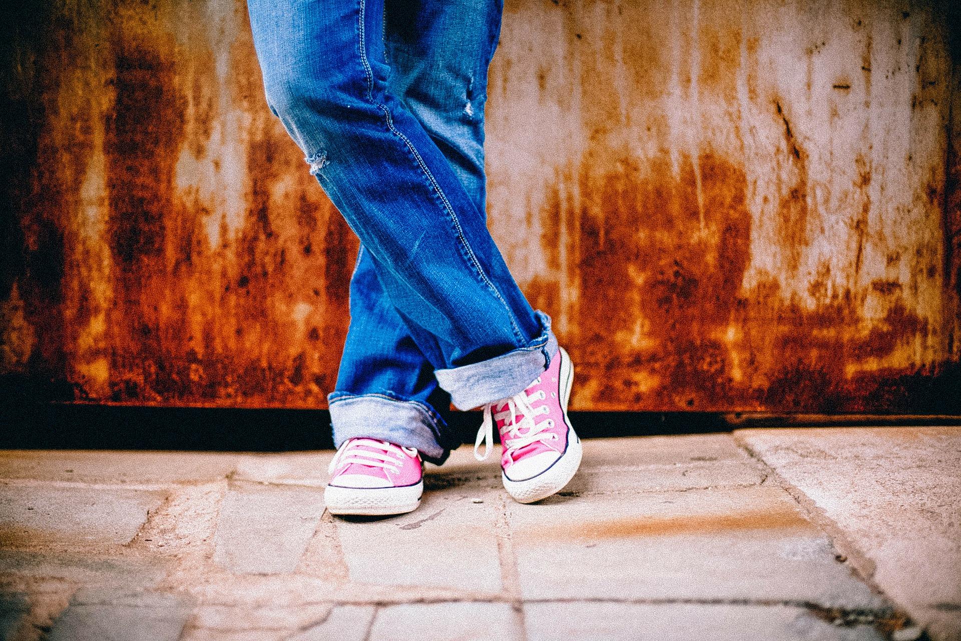 よく学生が履いている靴ですね