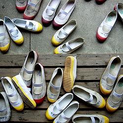 こちらも運動靴の条件を満たしています。