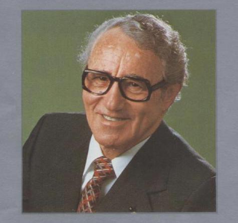 良き経営者であり、良き靴職人であり続けたアドルフ。