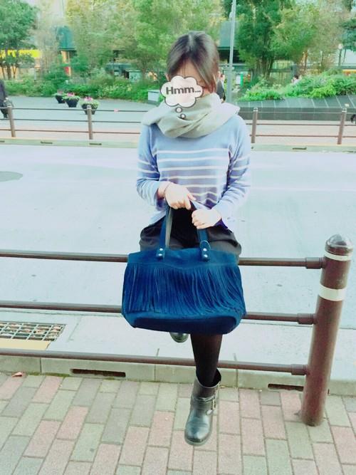 キレイ目ファッションとも相性良し!