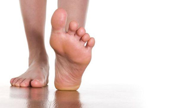 足の形によって性格が違うってホント!?