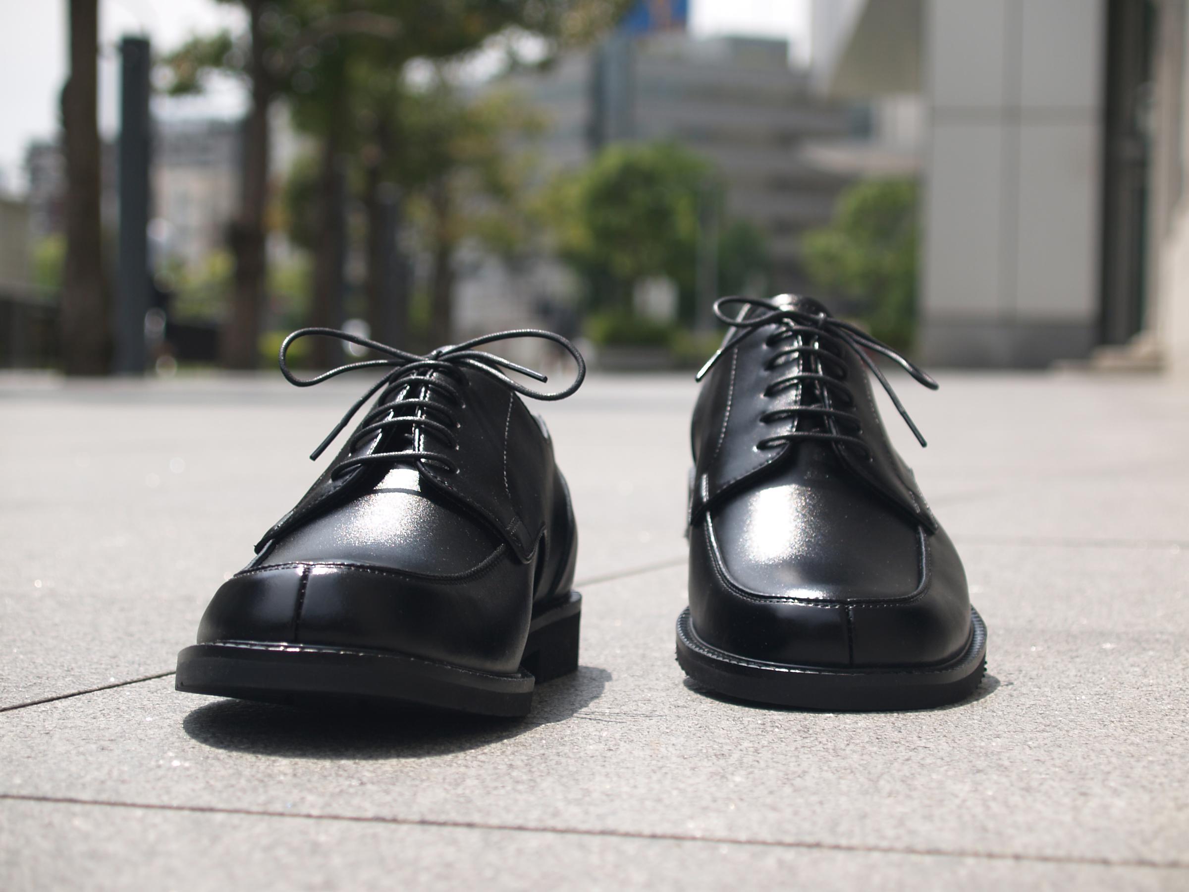 靴の良し悪しで判断される