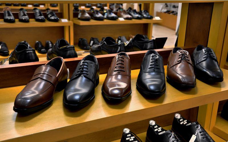 いい靴は経済力の証