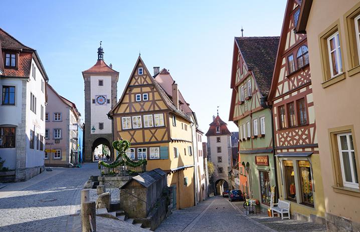 ドイツの靴文化
