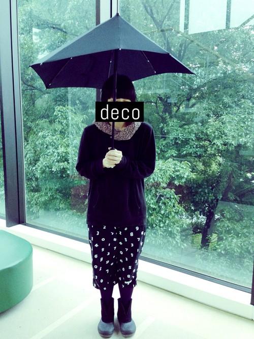 雨でもへっちゃら
