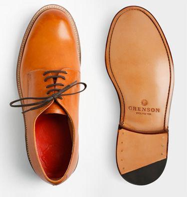 革靴のトップと称されることも