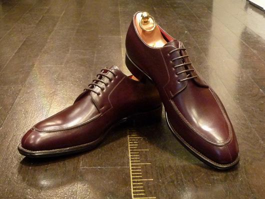 ユーチップはモカシン縫いされた革靴のことをいう!