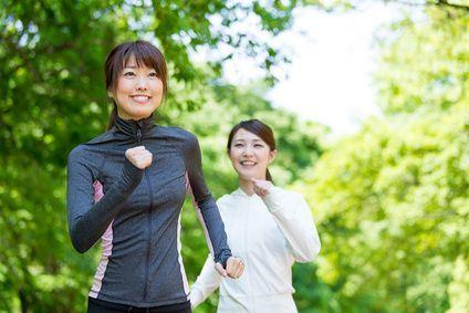 肥満の予防に始まった健康法