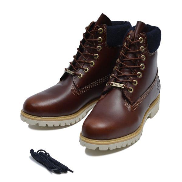 ティンバーランド 6 IN PREMIUM BOOT - HAINS WOR 6インチ プレミアム ブーツ ヘインズワース 9638B 15FA