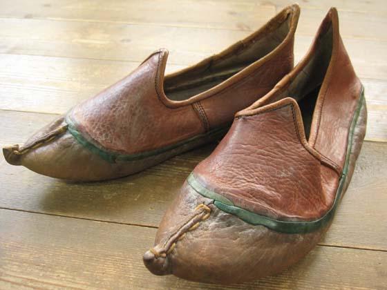 現在の高級靴の製法にも