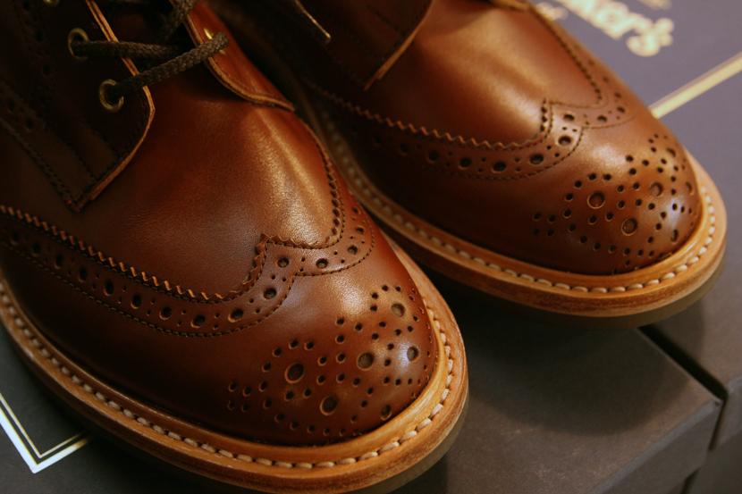 良質な革は非常に丈夫で、長年愛用することが可能