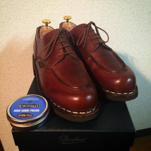 いい靴を持っているなら手に入れておきたい木製シュートリー