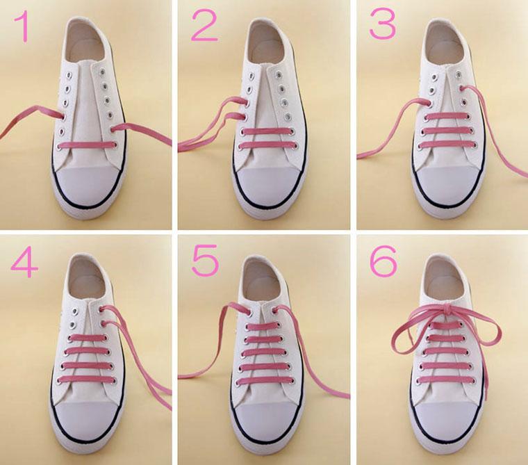 靴ひもの結び方は種類豊富!目的に合わせた結び方を覚えよう
