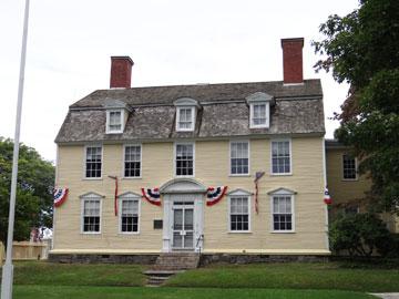 1758年に建てられた建物…!