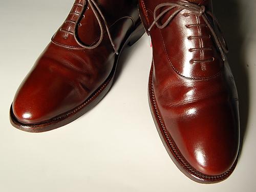 可能であれば5足の革靴をローテーションして使用する!